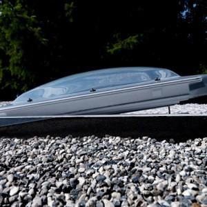 Ferestra electrica pentru acoperis terasa CVP Image