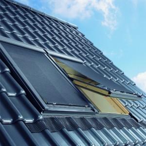 Rulouri exterioare parasolare Velux Image