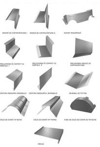 Profile metalice si elemente de tinichigere Image