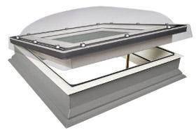 Fereastra Fakro DMC-C si DMC-M pentru acoperisuri terasa deschidere manuala Image