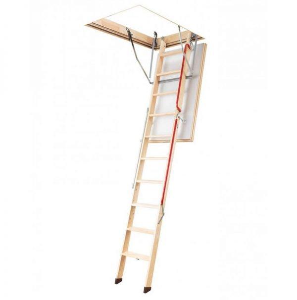 Scara-modulara-din-lemn-Fakro-LWL-Extra-cluj-napoca-sistemat-quality